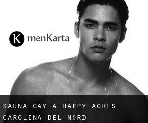 Sauna Gay a Happy Acres (Carolina del Nord)