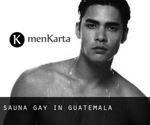 Sauna Gay in Guatemala
